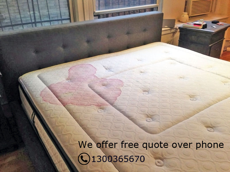 Lowest prices For Mattress Cleaning In North Richmond