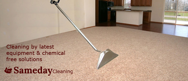 Carpet Steam Cleaning Caringbah
