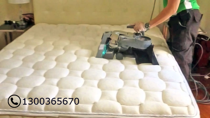 Dry Mattress Cleaning At St Clair