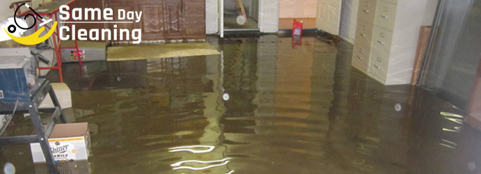 Flood Damage Restoration Perth