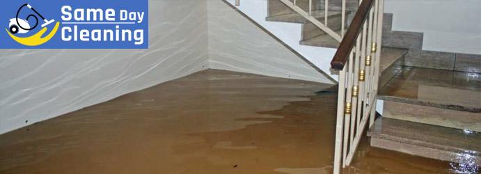 Carpet Flood Water Damage Perth